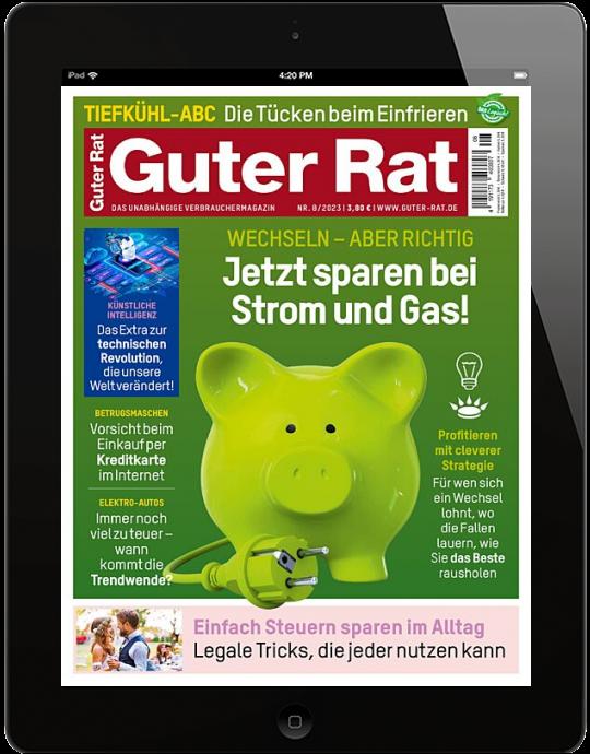 digitale Objekte GUTER RAT
