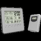 Wetterstation mit Außentemperatur