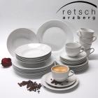 Retsch Arzberg Porzellan-Set 30-tlg.