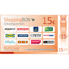 ShoppingBON 15 €