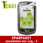 Teasi One³ eXtend Freizeitnavi mit Bluetooth