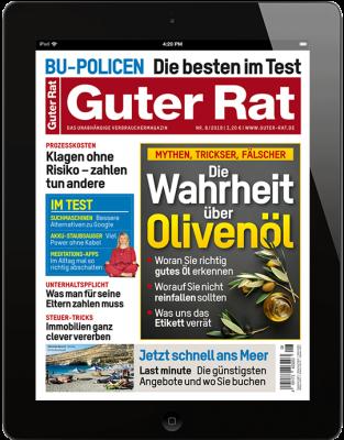 Guter Rat 08/2019 - Download