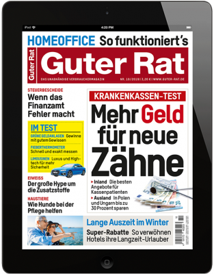 Guter Rat 10/2019 - Download