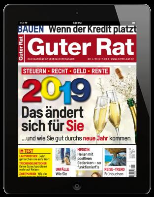 Guter Rat 01/2019 - Download