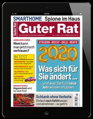 Guter Rat 01/2020 - Download