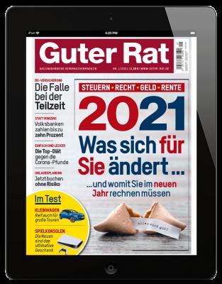 Guter Rat 01/2021 - Download