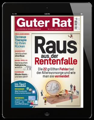 Guter Rat 04/2021 - Download