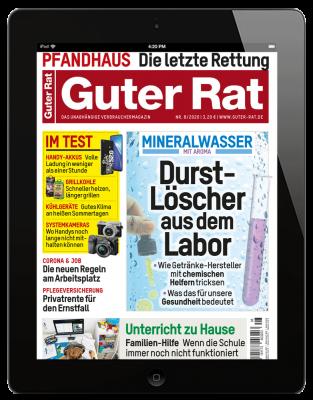 Guter Rat 08/2020 - Download
