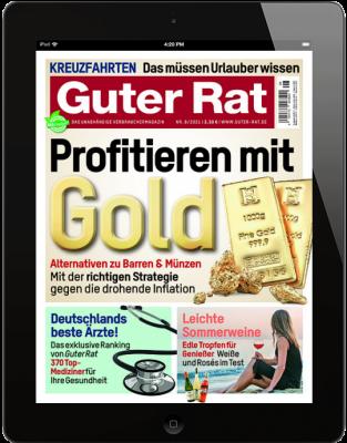 Guter Rat 08/2021 - Download