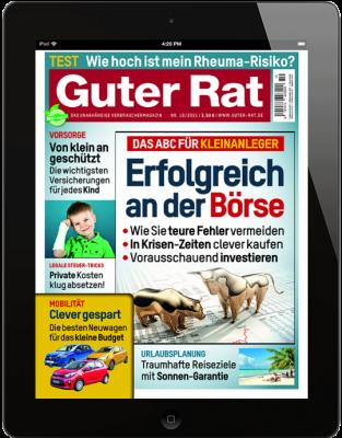 Guter Rat 10/2021 - Download