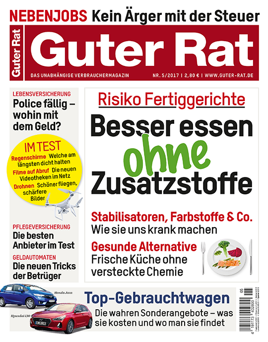 Guter Rat - aktuelle Ausgabe